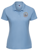 Queensmead Sailing Club Embroidered Ladies Polo