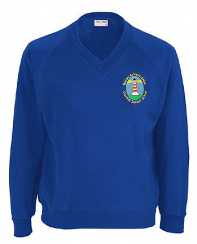 Courthill Infant School <br> V Neck Jumper