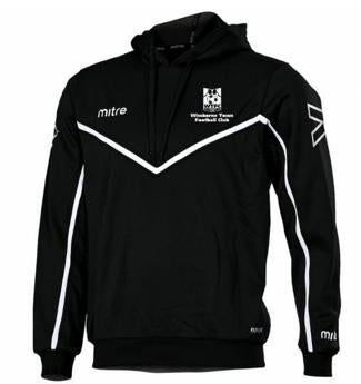 Wimborne Town Football Club <br> Adult Replica Team Hoodie