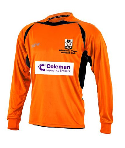 Wimborne Town Football Club <br> Junior Replica Away Shirt