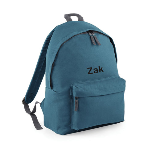 Personalised Fashion Backpack