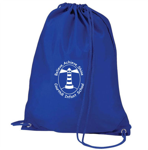 Courthill Infant School <br> PE Bag