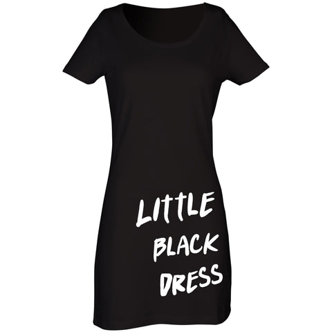 Little Black (or White!) Dress