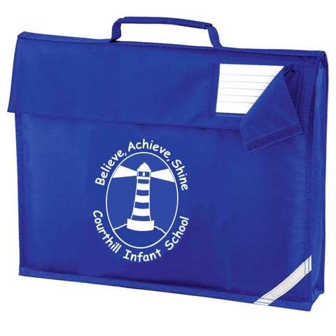 Courthill Infant School <br> Book Bag