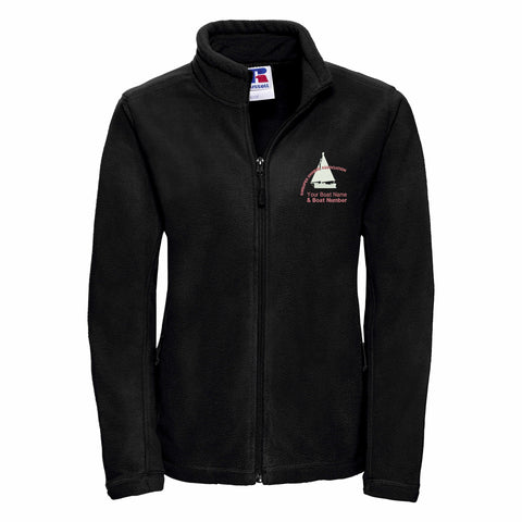 S.O.A <br> Ladies Full Zip Fleece