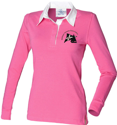 S.O.A <br> Ladies Rugby Shirt