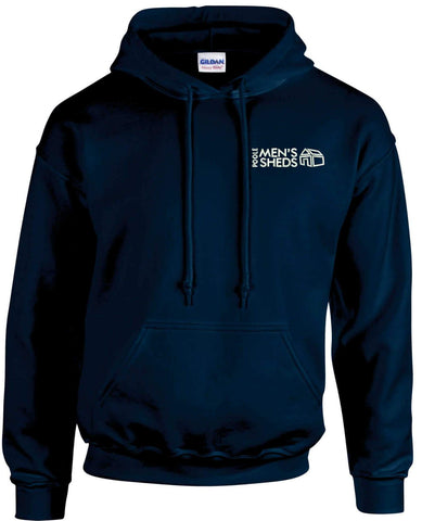 Poole Mens' Shed Hooded Sweatshirt