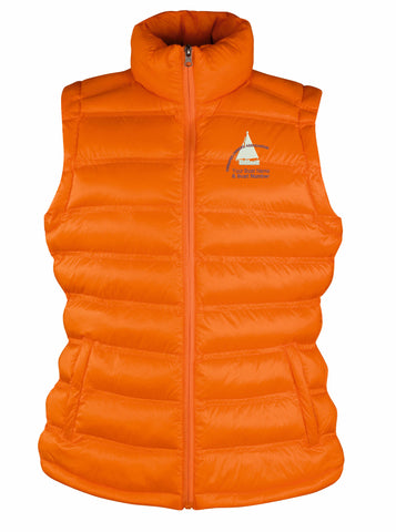 S.O.A <br> Ladies Padded Gilet