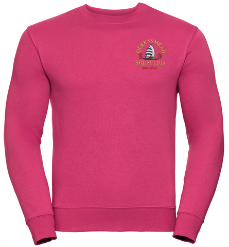 Queensmead Sailing Club Embroidered Ladies Sweatshirt