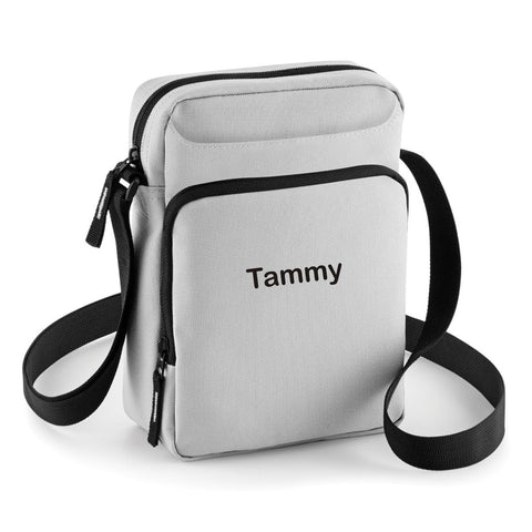 Personalised Mini Messenger Bag