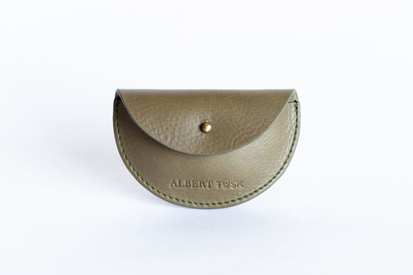 The Coin Pouch | Coin Pouch | Albert Tusk Leather Goods Online