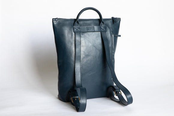 The Commuters Backpack |  | Albert Tusk Leather Goods Online