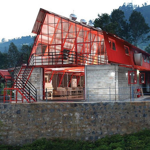 The Tea Studio, high in the beautiful Nilgiri Hills, is one of our trusted suppliers