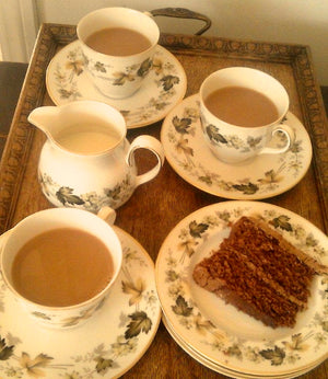 Remembering my mother - tea, hospitality & dementia
