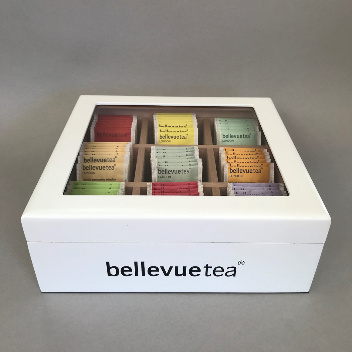 tea display box 9 compartments