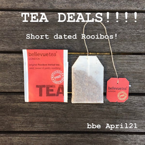 rooibos - SHORT DATED TEA DEAL!