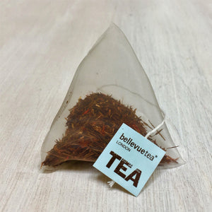 glass jar & 50 leaf tea bags of your choice