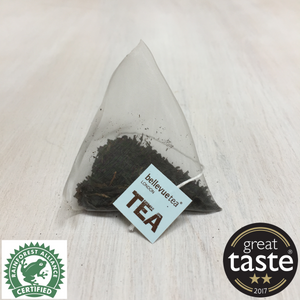 bellevue's best brew - 100 biodegradable leaf tea bags