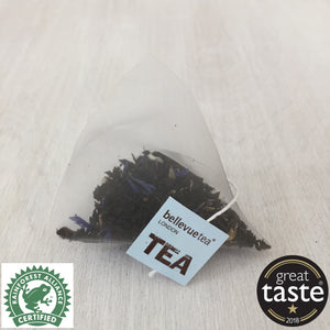 classic earl grey - 100 biodegradable leaf tea bags