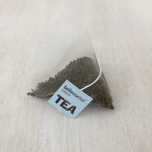 classic peppermint - 100 biodegradable leaf tea bags