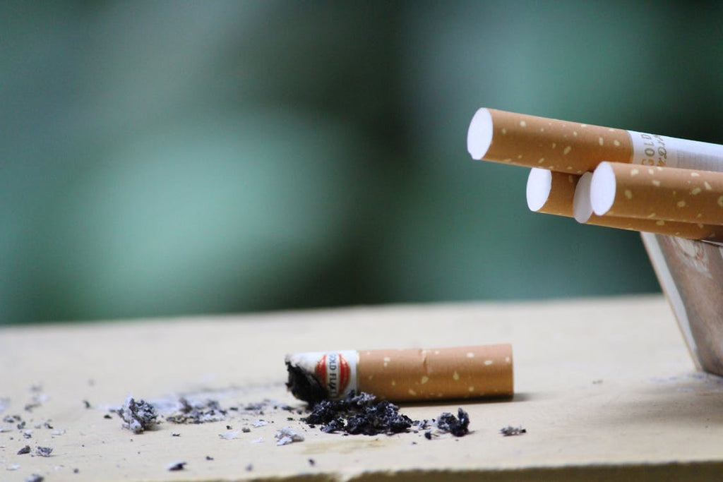 What happens after your last cigarette?