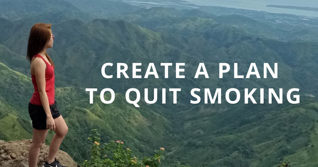 How to Create a Plan to Quit Smoking