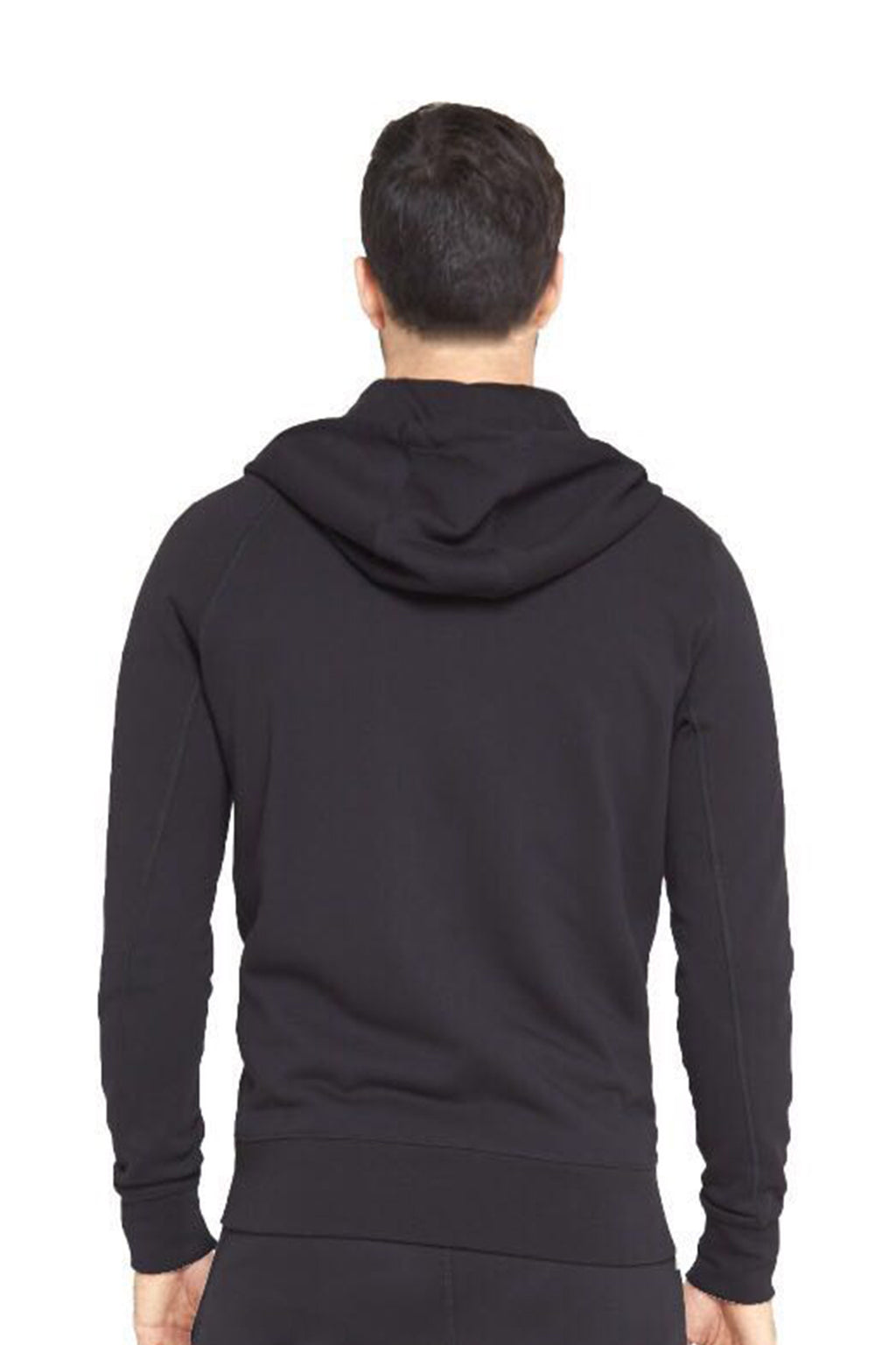 Zip-through Hooded Sweatshirt