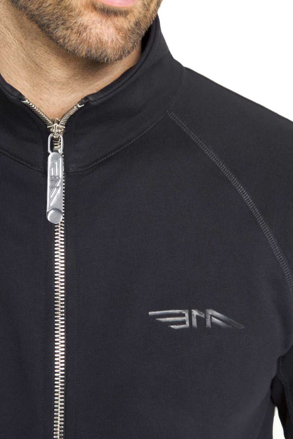 Zip-through Sweatshirt