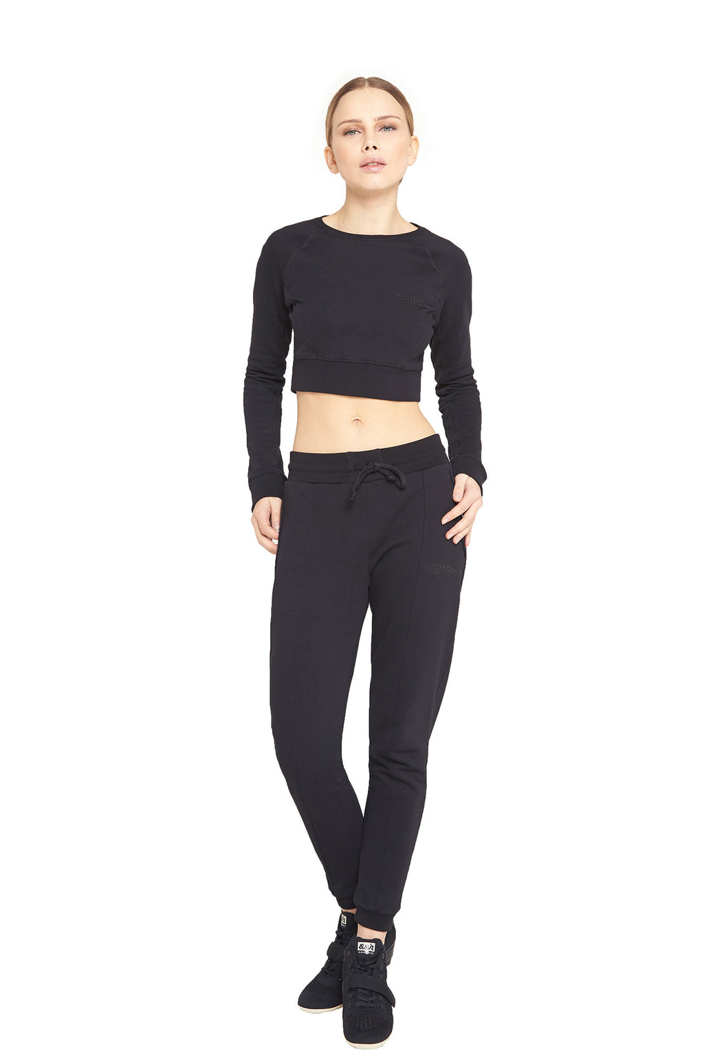 Womens Sweatpants No Zip