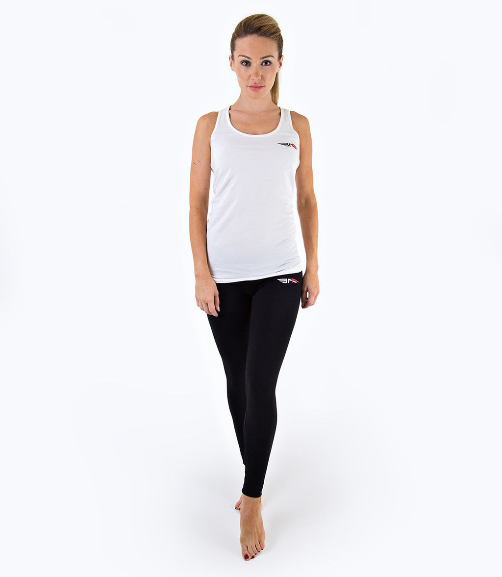 LADIES CLASSIC LEGGINGS - BLACK
