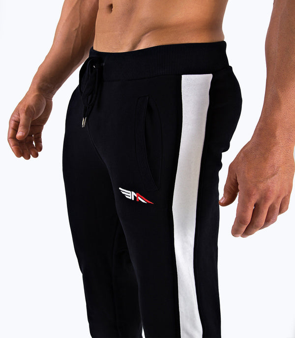 MENS PREMIUM SWEATPANTS - BLACK