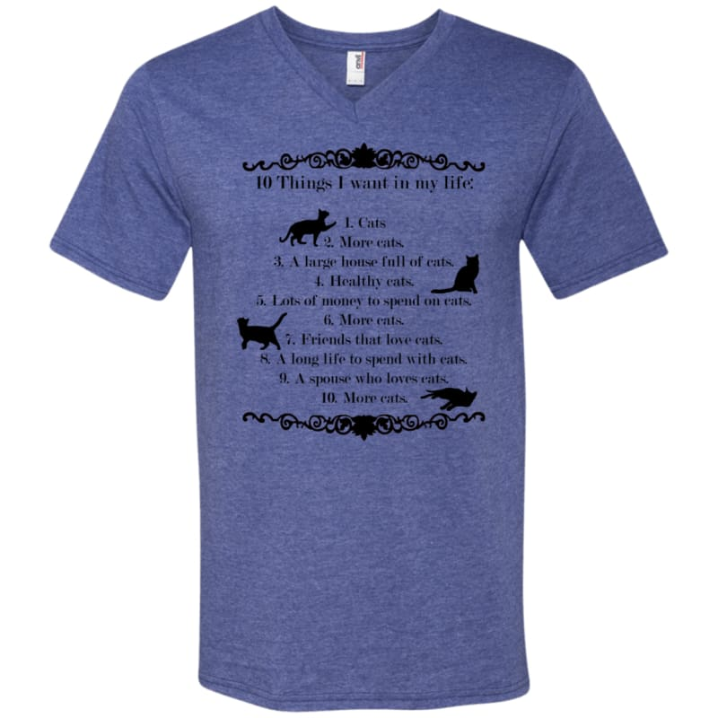 products/10-things-i-want-in-my-life-982-anvil-mens-printed-v-neck-t-shirt-heather-blue-small-shirts-catrescue-sleeve_211.jpg
