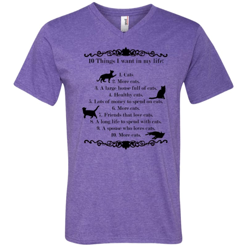 products/10-things-i-want-in-my-life-982-anvil-mens-printed-v-neck-t-shirt-heather-purple-small-shirts-catrescue-violet_709.jpg