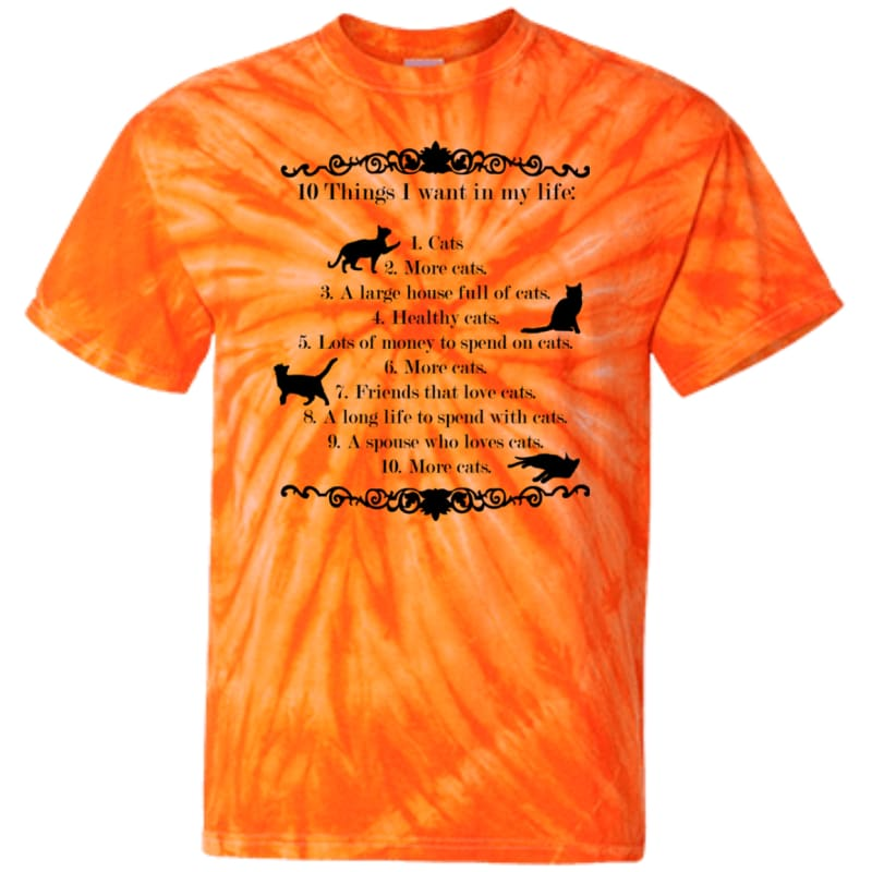 products/10-things-i-want-in-my-life-cd100y-youth-tie-dye-t-shirt-spider-orange-yxs-shirts-catrescue-sleeve_586.jpg