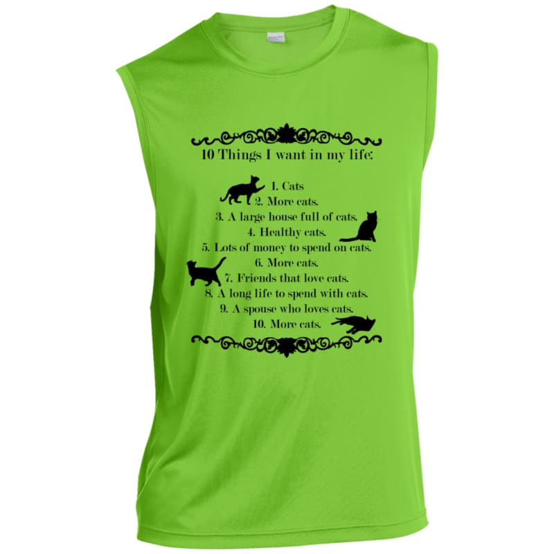 products/10-things-i-want-in-my-life-st352-sport-tek-sleeveless-performance-t-shirt-limeshock-x-small-clothing-mens-fashion-tank-shirts-catrescue-green_959.jpg