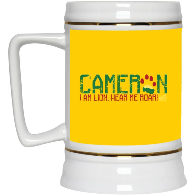 products/i-am-cameron-lion-22217-beer-stein-22oz-athletic-gold-one-size-drinkware-housewares-mug-catrescue_836.jpg