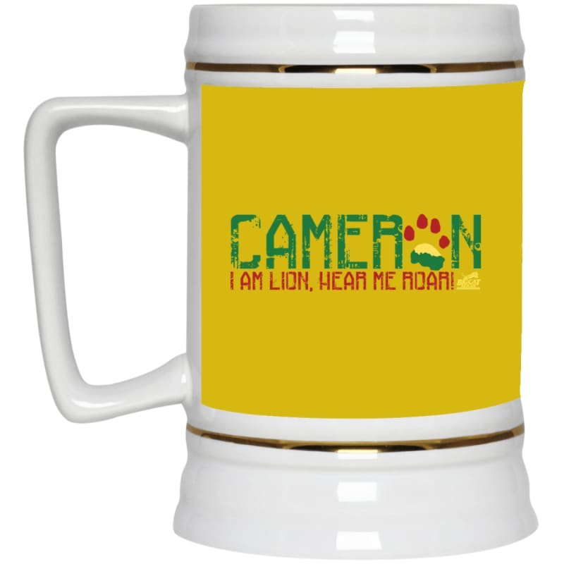 products/i-am-cameron-lion-22217-beer-stein-22oz-old-gold-one-size-drinkware-housewares-mug-catrescue_947.jpg