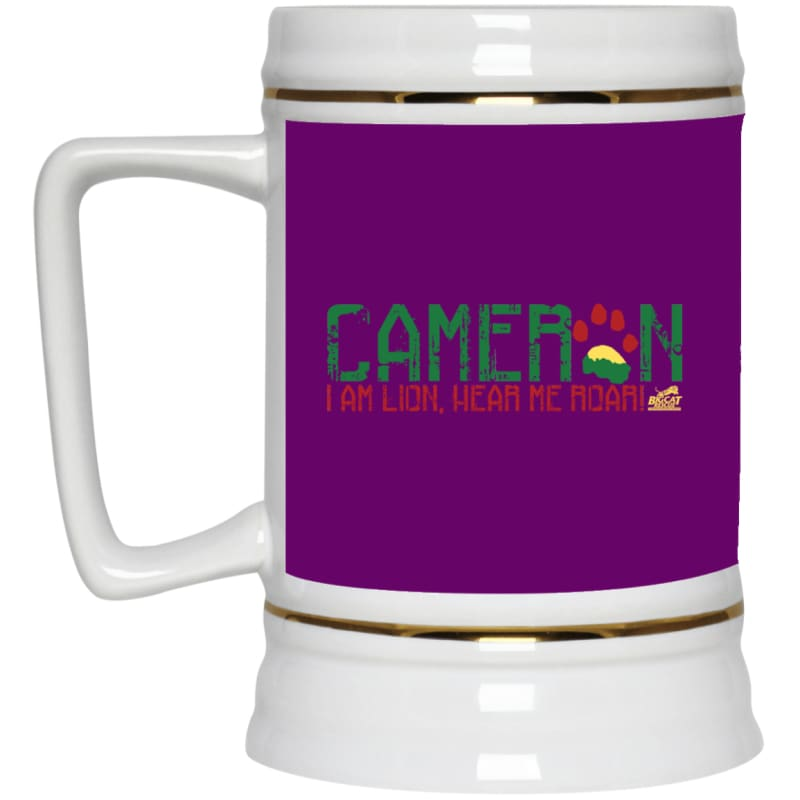 products/i-am-cameron-lion-22217-beer-stein-22oz-purple-one-size-drinkware-housewares-mug-catrescue_351.jpg