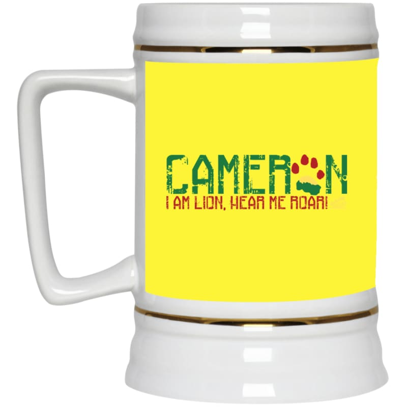 products/i-am-cameron-lion-22217-beer-stein-22oz-yellow-one-size-drinkware-housewares-mug-catrescue_975.jpg