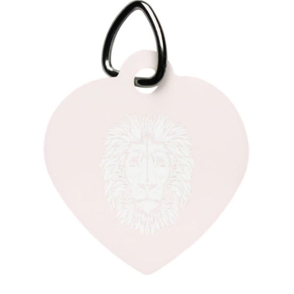 d999cb8ebe4d King of Beasts Heart Pet Tag – catrescue