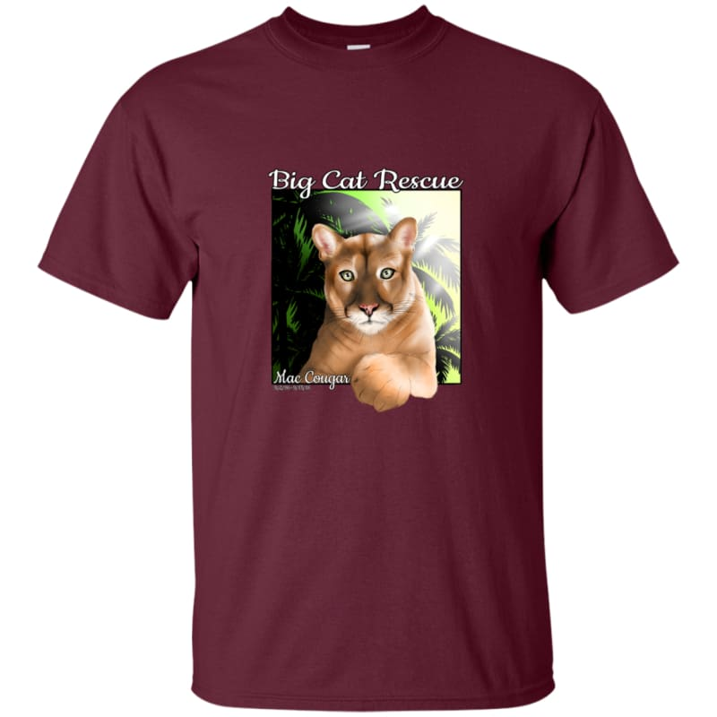 products/mac-cougar-memorial-g200b-gildan-youth-ultra-cotton-t-shirt-maroon-yxs-clothing-kids-tee-shirts-catrescue-mammal-vertebrate-dog_471.jpg