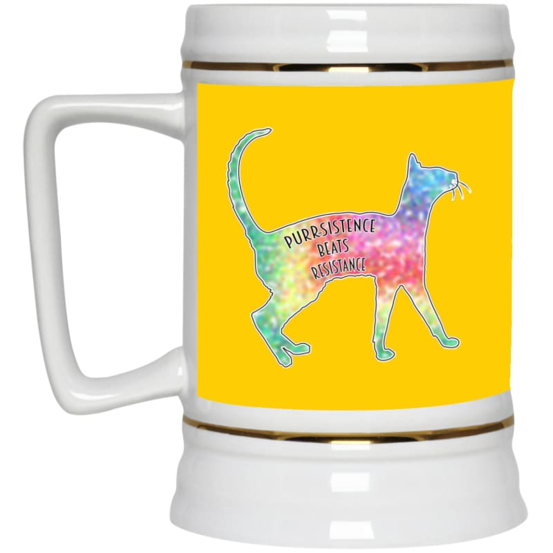 products/purr-sistance-22217-beer-stein-22oz-athletic-gold-one-size-drinkware-housewares-mug-catrescue_678.jpg