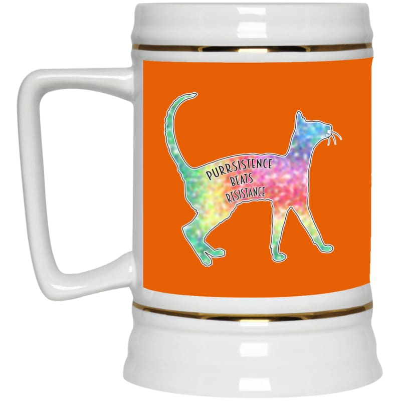 products/purr-sistance-22217-beer-stein-22oz-burnt-orange-one-size-drinkware-housewares-mug-catrescue_103.jpg