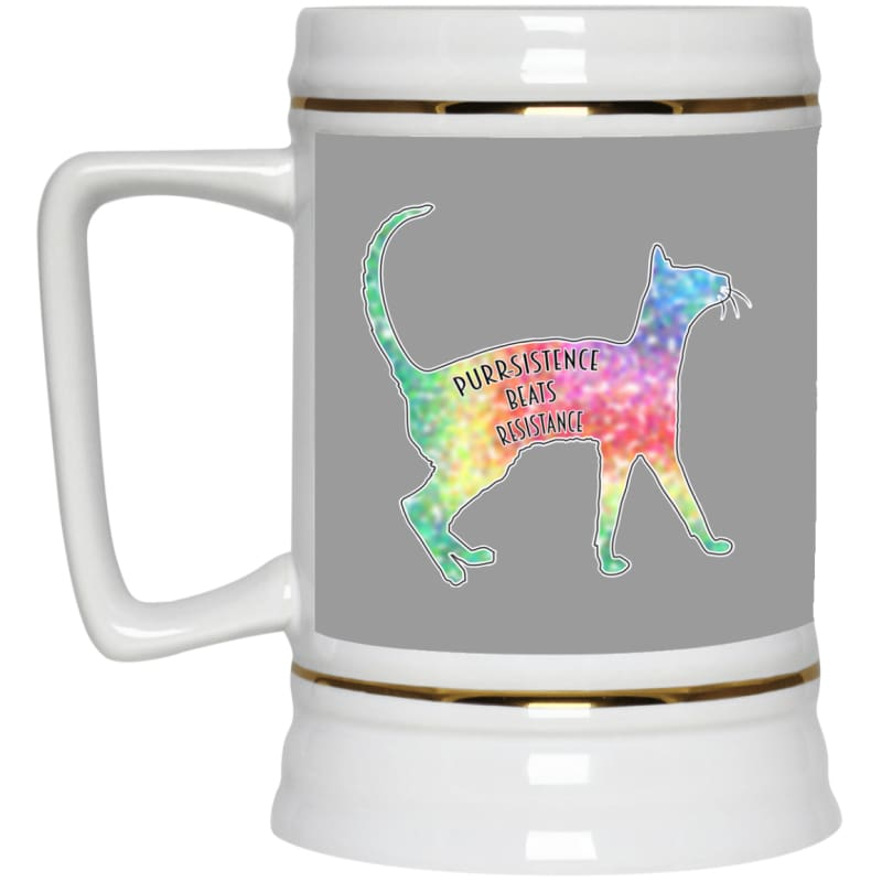 products/purr-sistance-22217-beer-stein-22oz-gray-one-size-drinkware-housewares-mug-catrescue_788.jpg