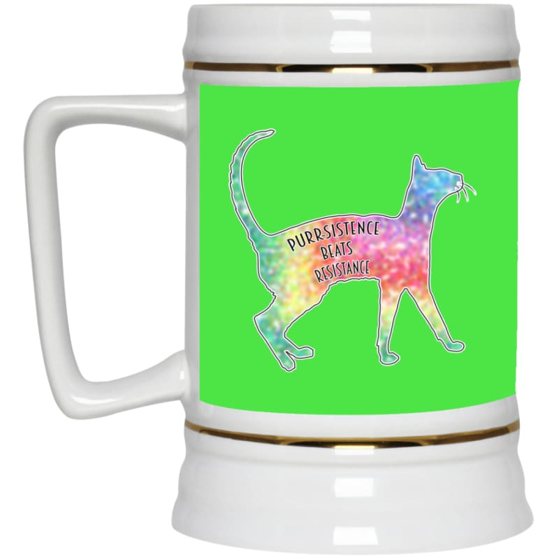 products/purr-sistance-22217-beer-stein-22oz-kelly-one-size-drinkware-housewares-mug-catrescue_792.jpg