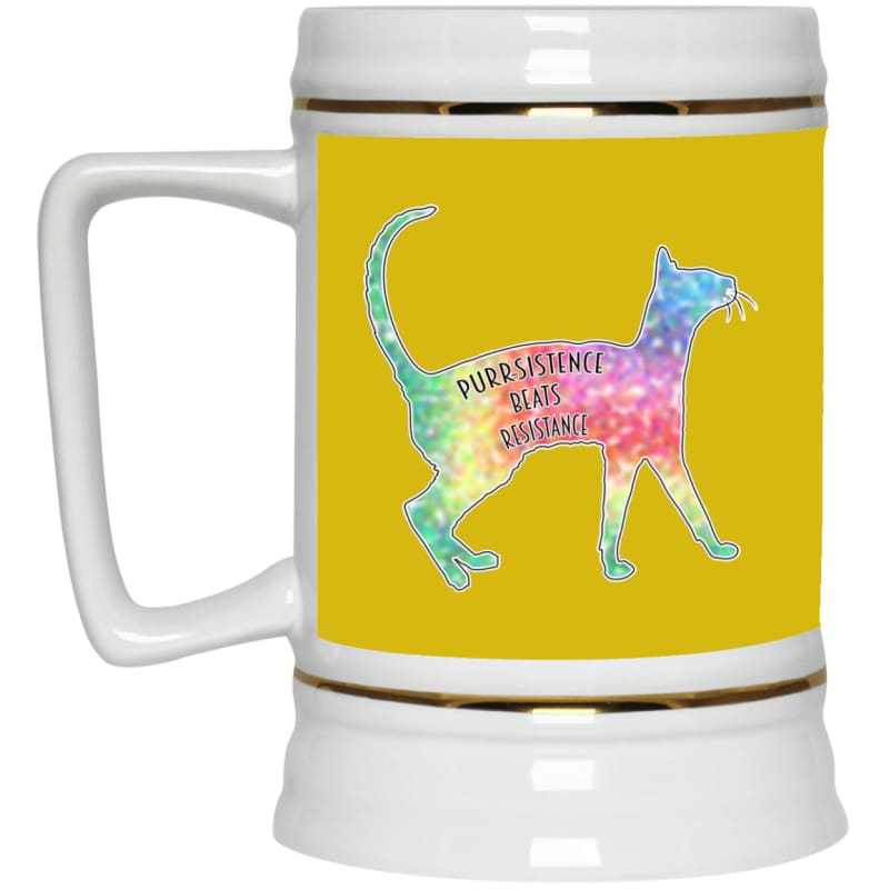 products/purr-sistance-22217-beer-stein-22oz-old-gold-one-size-drinkware-housewares-mug-catrescue_848.jpg