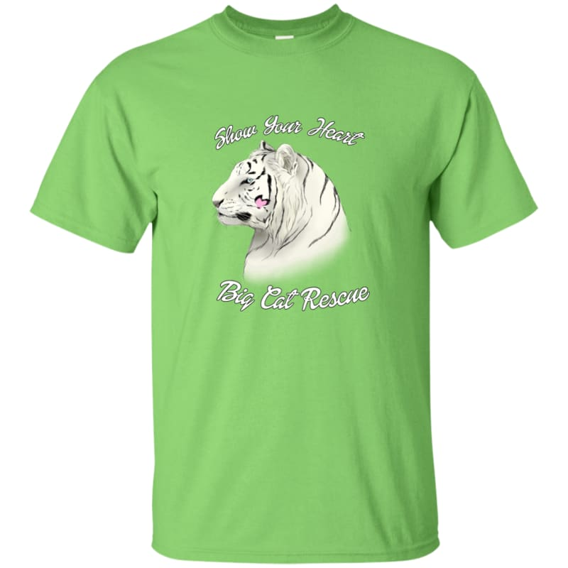 products/show-your-heart-zabu-g200-gildan-ultra-cotton-t-shirt-lime-small-clothing-mens-fashion-tee-white-tiger-shirts-catrescue_986.jpg