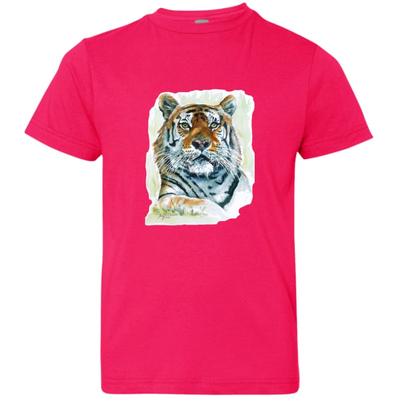 products/stoic-tiger-watercolor-art-6101-lat-youth-jersey-t-shirt-hot-pink-yxs-clothing-kids-tee-shirts-catrescue_843.jpg