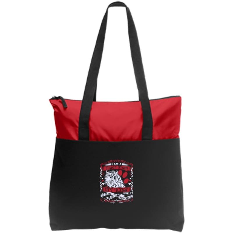 products/tiger-mom-zip-top-tote-blackred-one-size-accessories-bag-clothing-embroidery-bags-catrescue-handbag-red_103.jpg