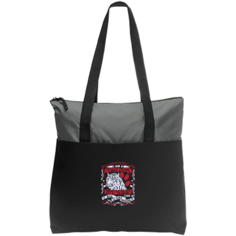 products/tiger-mom-zip-top-tote-blacksmoke-grey-one-size-accessories-bag-clothing-embroidery-bags-catrescue-handbag_705.jpg